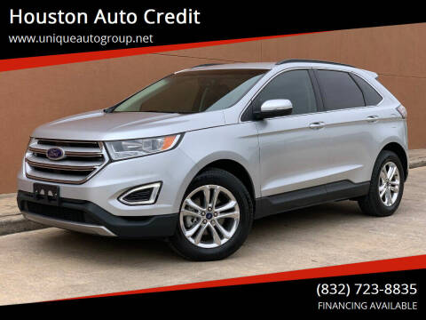 2015 Ford Edge for sale at Houston Auto Credit in Houston TX