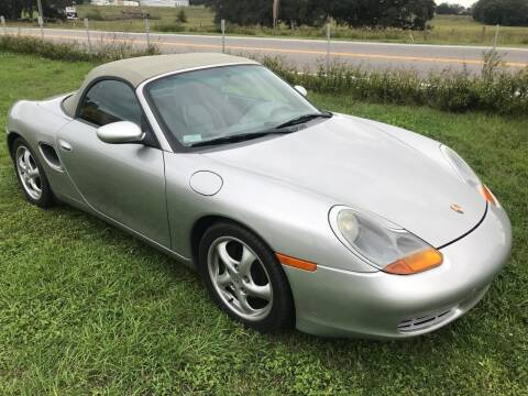2000 Porsche Boxster for sale at LUXURY IMPORTS AUTO SALES INC in North Branch MN