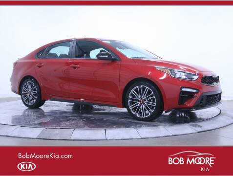 2020 Kia Forte for sale at Bob Moore Kia in Oklahoma City OK
