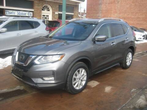 2018 Nissan Rogue for sale at Theis Motor Company in Reading OH