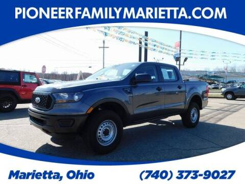 2019 Ford Ranger for sale at Pioneer Family preowned autos in Williamstown WV