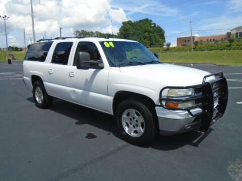 2004 Chevrolet Suburban for sale at Atlanta Auto Max in Norcross GA