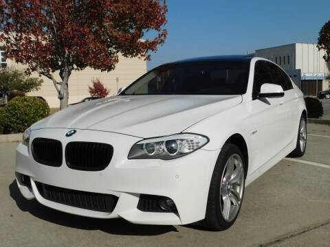 2011 BMW 5 Series for sale at Conti Auto Sales Inc in Burlingame CA