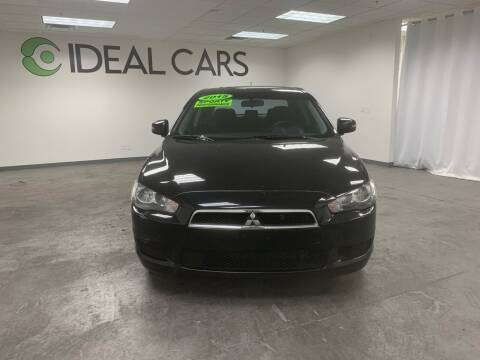 2015 Mitsubishi Lancer for sale at Ideal Cars Atlas in Mesa AZ