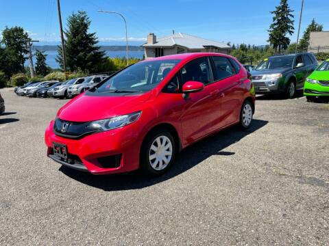 2017 Honda Fit for sale at KARMA AUTO SALES in Federal Way WA