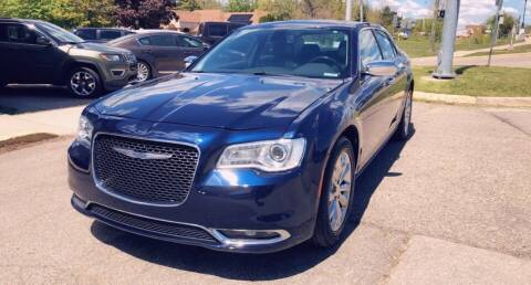 2017 Chrysler 300 for sale at One Price Auto in Mount Clemens MI
