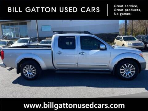 2008 Nissan Frontier for sale at Bill Gatton Used Cars in Johnson City TN