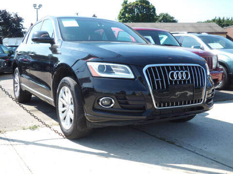 2016 Audi Q5 for sale at Sunrise Used Cars INC in Lindenhurst NY