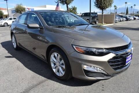2020 Chevrolet Malibu for sale at DIAMOND VALLEY HONDA in Hemet CA