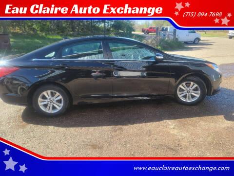 2014 Hyundai Sonata for sale at Eau Claire Auto Exchange in Elk Mound WI