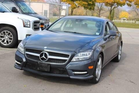 2014 Mercedes-Benz CLS for sale at Road Runner Auto Sales WAYNE in Wayne MI