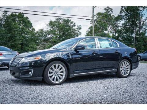 2011 Lincoln MKS for sale at Hirst Family Motors in Pensacola FL