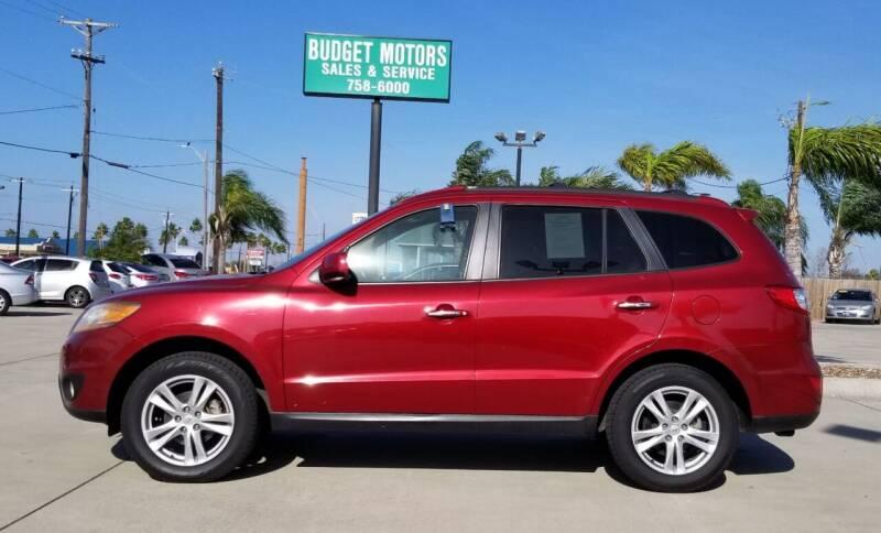 2011 Hyundai Santa Fe for sale at Budget Motors in Aransas Pass TX