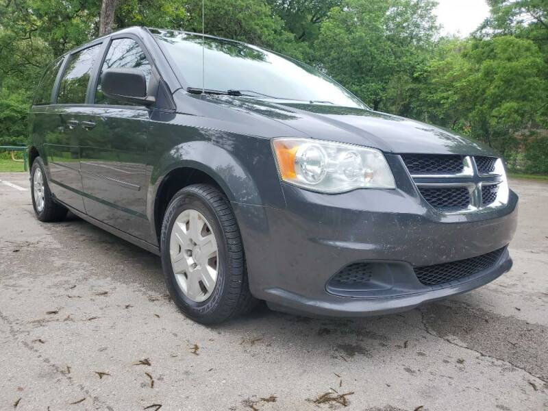2011 Dodge Grand Caravan for sale at Thornhill Motor Company in Lake Worth TX
