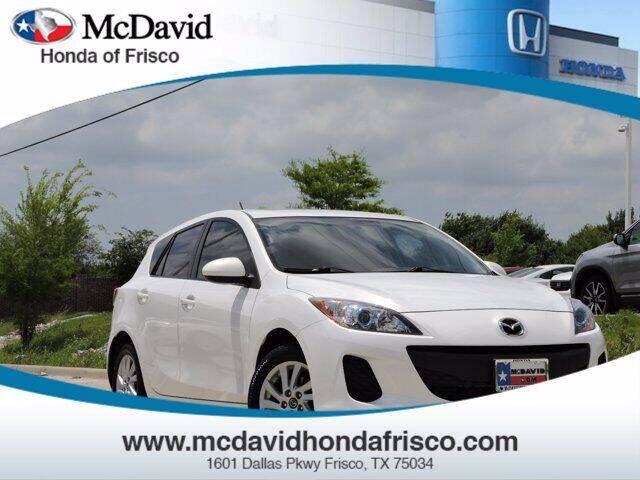 2013 Mazda MAZDA3 for sale in Irving, TX