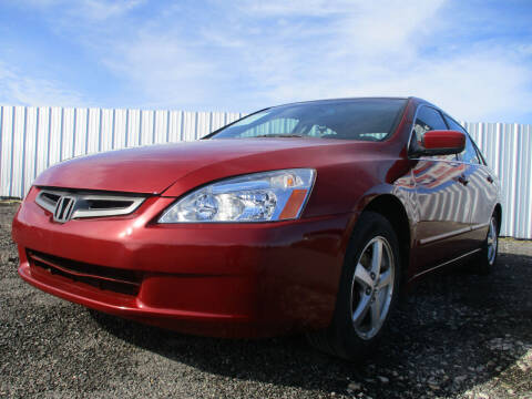 2003 Honda Accord for sale at Texas Country Auto Sales LLC in Austin TX