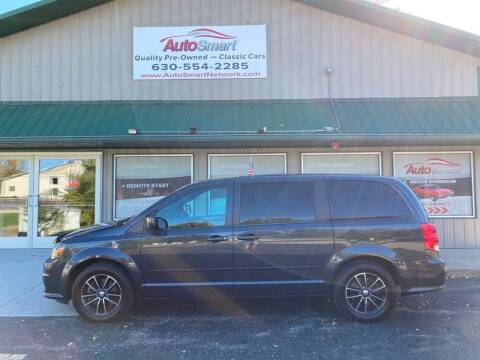 2014 Dodge Grand Caravan for sale at AutoSmart in Oswego IL