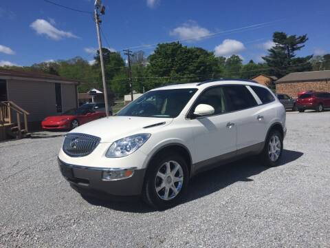 2009 Buick Enclave for sale at Wholesale Auto Inc in Athens TN