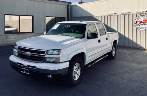 2006 Chevrolet Silverado 1500 for sale at Chaparral Motors in Lubbock TX
