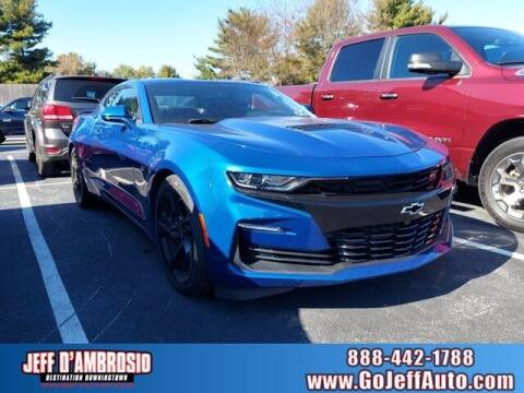2019 Chevrolet Camaro for sale at Jeff D'Ambrosio Auto Group in Downingtown PA