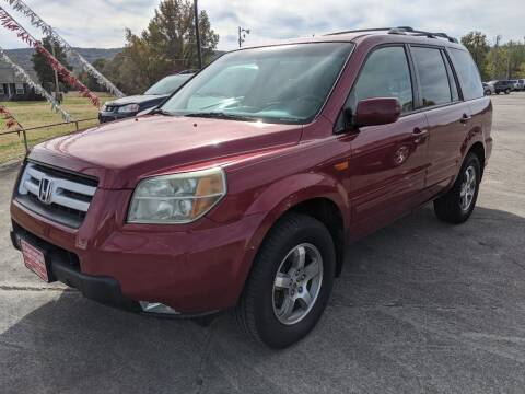 2006 Honda Pilot for sale at COUNTRYSIDE MOTORS in Opelika AL