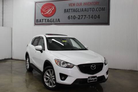 2014 Mazda CX-5 for sale at Battaglia Auto Sales in Plymouth Meeting PA