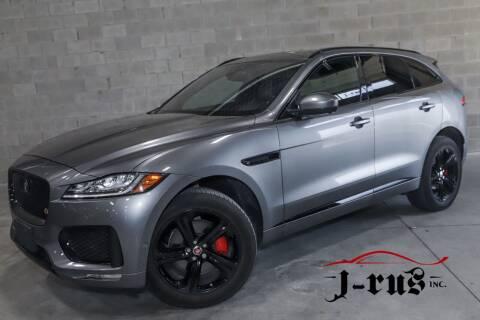 2017 Jaguar F-PACE for sale at J-Rus Inc. in Macomb MI
