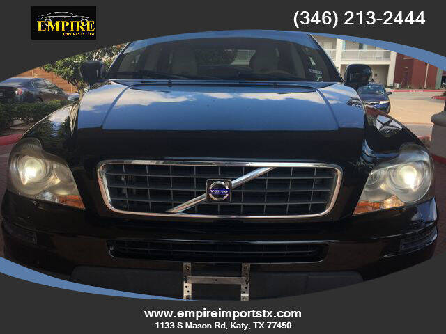 2010 Volvo XC90 for sale at EMPIREIMPORTSTX.COM in Katy TX