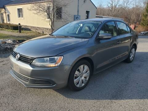 2012 Volkswagen Jetta for sale at Wallet Wise Wheels in Montgomery NY