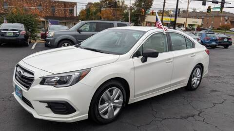 2018 Subaru Legacy for sale at Shaddai Auto Sales in Whitehall OH