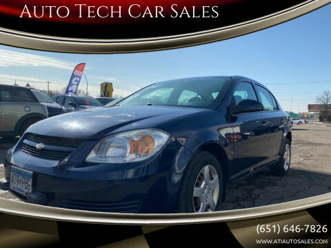 2008 Chevrolet Cobalt for sale at Auto Tech Car Sales in Saint Paul MN