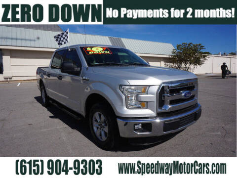 2015 Ford F-150 for sale at Speedway Motors in Murfreesboro TN