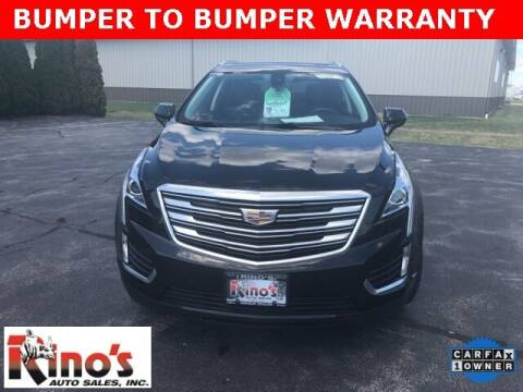 2017 Cadillac XT5 for sale at Rino's Auto Sales in Celina OH