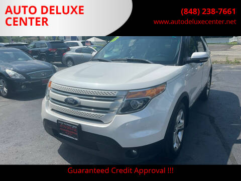 2013 Ford Explorer for sale at AUTO DELUXE CENTER in Toms River NJ