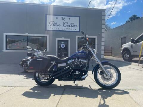 2007 Harley-Davidson Dyna Street Bob for sale at Blue Collar Cycle Company in Salisbury NC