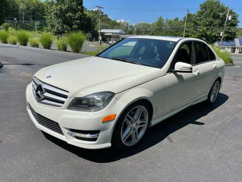 2012 Mercedes-Benz C-Class for sale at Volpe Preowned in North Branford CT