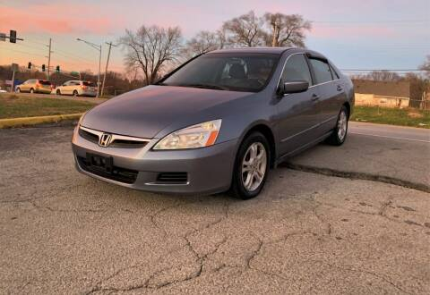 2007 Honda Accord for sale at InstaCar LLC in Independence MO