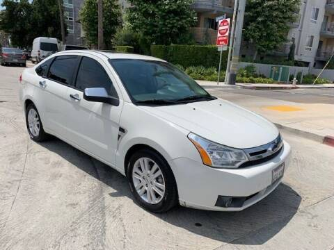 2009 Ford Focus for sale at Good Vibes Auto Sales in North Hollywood CA