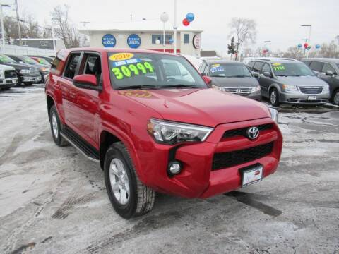 2019 Toyota 4Runner for sale at Auto Land Inc in Crest Hill IL