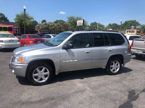 2008 GMC Envoy for sale at BWK of Columbia in Columbia SC