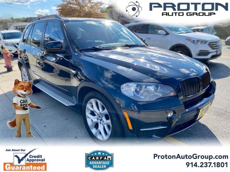 2012 BMW X5 for sale at Proton Auto Group in Yonkers NY