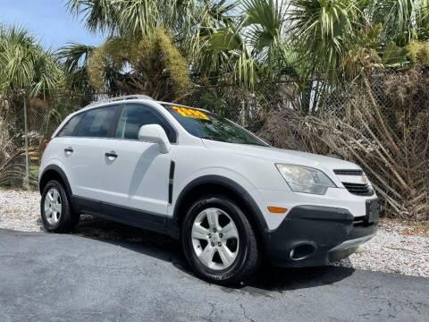 2013 Chevrolet Captiva Sport for sale at Allen's Friendly Auto Sales in Sanford FL