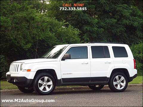 2014 Jeep Patriot for sale at M2 Auto Group Llc. EAST BRUNSWICK in East Brunswick NJ
