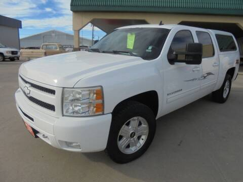 2011 Chevrolet Silverado 1500 for sale at KICK KARS in Scottsbluff NE