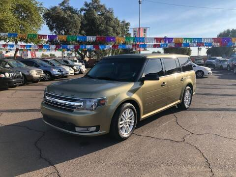 2013 Ford Flex for sale at Valley Auto Center in Phoenix AZ