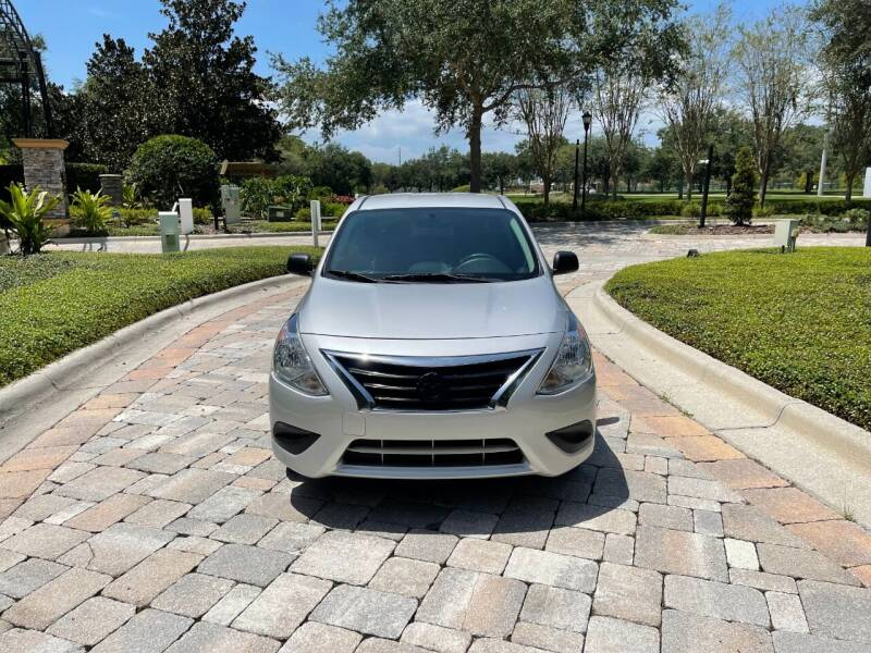 2015 Nissan Versa for sale at M&M and Sons Auto Sales in Lutz FL