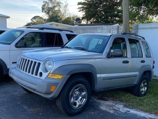 2006 Jeep Liberty for sale at Used Cars of SWFL in Fort Myers FL
