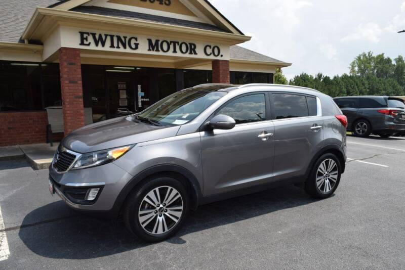 2016 Kia Sportage for sale at Ewing Motor Company in Buford GA