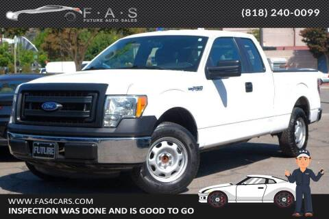 2014 Ford F-150 for sale at Best Car Buy in Glendale CA