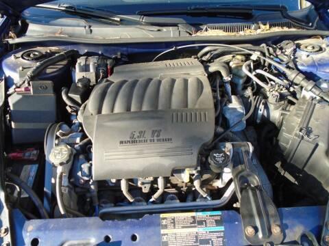2006 Chevrolet Impala for sale at Gemini Auto Sales in Providence RI